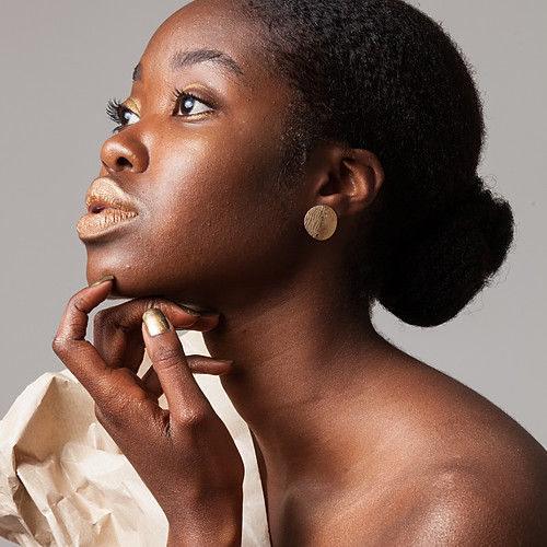 Bronze Melody - Editorial Portraits