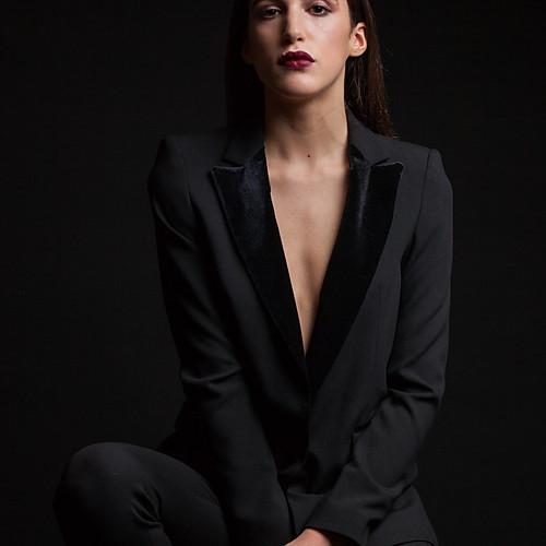 Nadine, Editorial Portrait