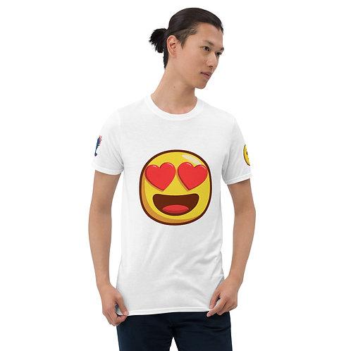 Short-Sleeve Unisex T-Shirt white