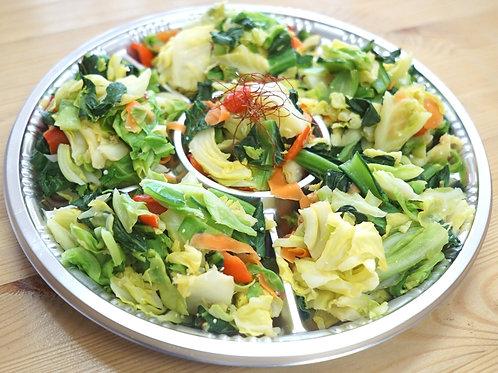 温野菜の塩糀サラダ 直径28cm