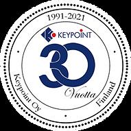 Keypoint laser 30 juhlavuosi