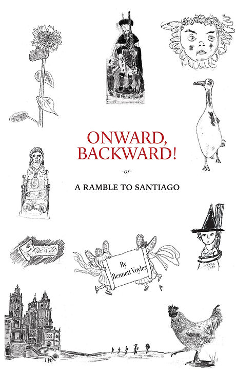 Onward, Backward! Cover Image