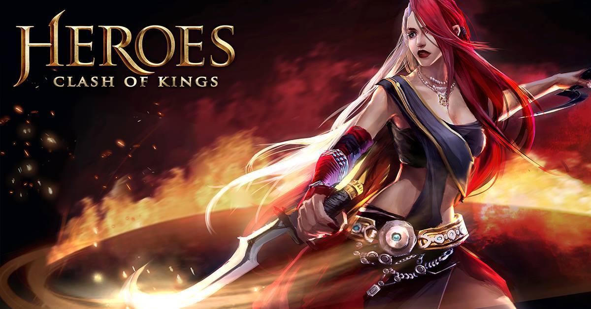 Heroes: Clash of Kings