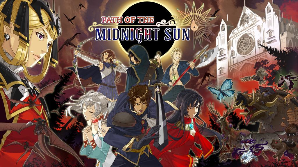 Path of the Midnight Sun