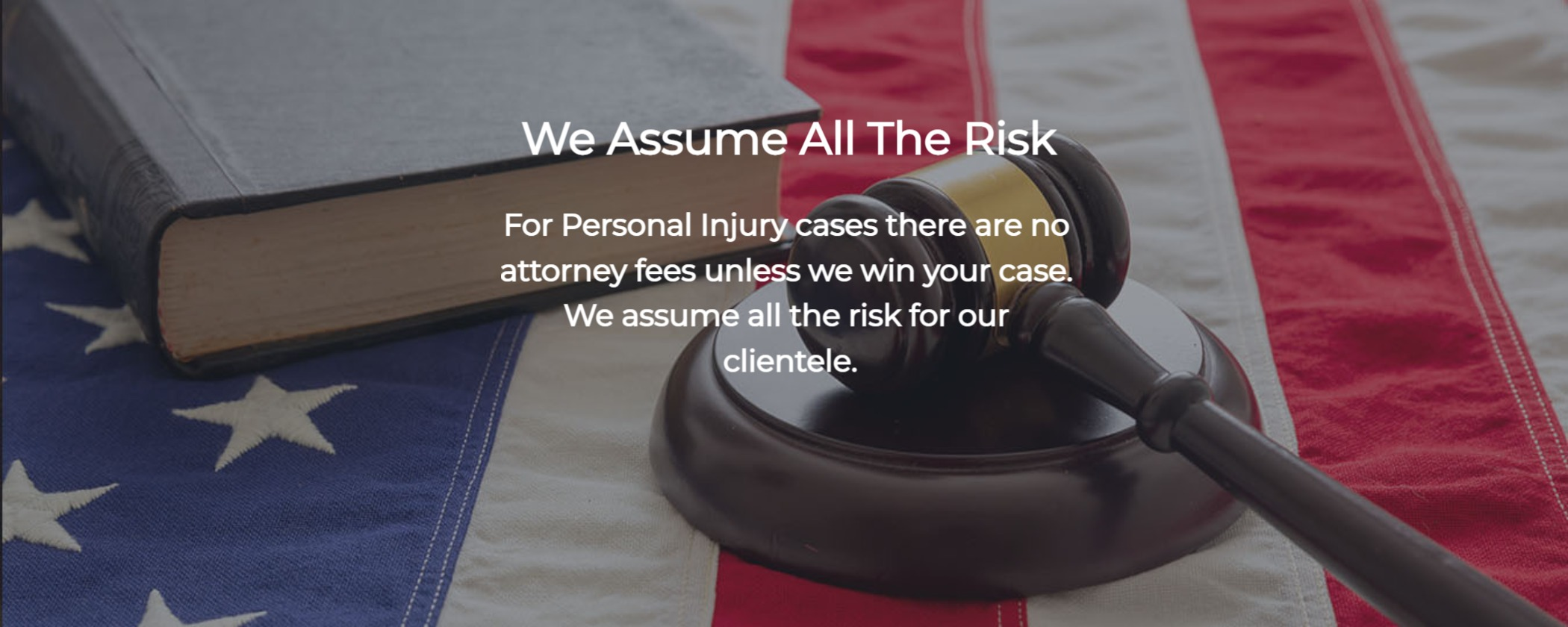 We Assume All The Risk