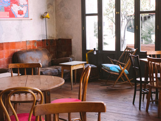 Top coffee places @ Barcelona