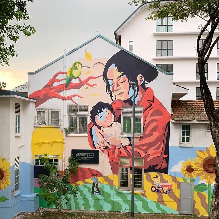 Katong Joo Chiat Art Circuit