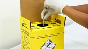 Curso Prático deGerenciamentode Resíduos em Serviços de Saúde - (PGRSS)