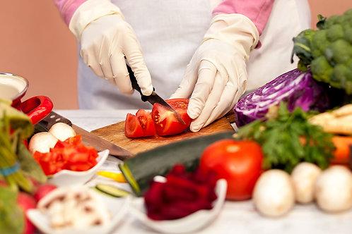 Curso Boas Práticas em Manipulação de Alimentos