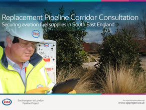 Esso pipeline project to potentially be routed through our area.