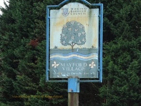 Our Village Sign Is In A Sorry State!