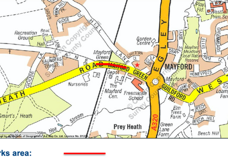 Smarts Heath Road Closure – 17 August, For 4 nights, 8pm – 6am (Monday – Friday Only)