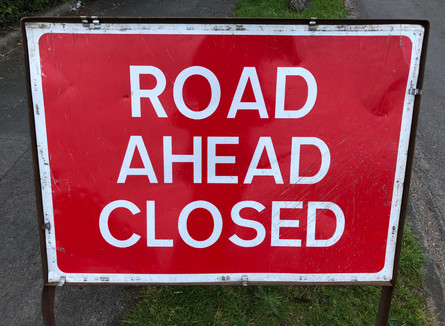 Smarts Heath Road Closure 30th September For 1 Night