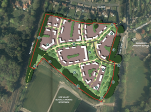 HELP US SAVE MAYFORD'S VISUAL SEPARATION FROM WOKING!