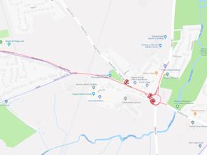Egley Road Resurfacing Works 4th June-12th June