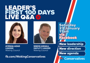 LIVE Q & A WITH HEATHLAND CLL'S (AYESHA AZAD) LEADER AND (SIMON ASHALL) DEPUTY LEADER OF WBC
