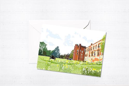 Farnham Art, Greeting Card, Box Set, Just Because, Thinking of You, Birthday Card, Blank Cards, Farnham Cards