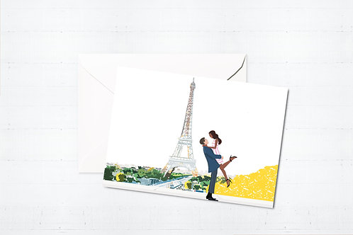 Greeting Cards, Handmade Cards, Valentine's Day, Cards for Him, Cards for Her, Blank Cards, Engagement Cards, Wedding Cards