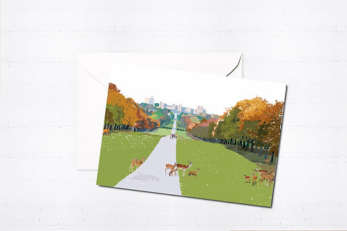 Windsor Art, Greeting Cards, Box Set, Just Because, Thinking of You, Birthday Cards, Windsor, Blank Cards, Windsor Castle