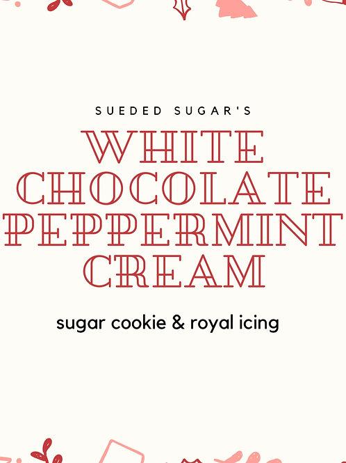 White Chocolate Peppermint Cream