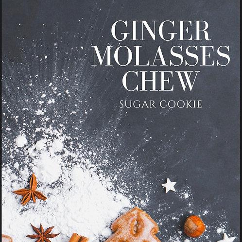 Ginger Molasses Chew