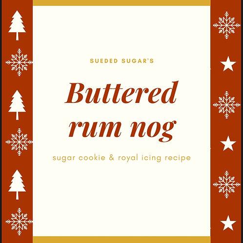 Buttered Rum Nog