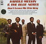 Harold Melving & The Blue Notes Don't Le