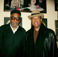 Kenny Gamble and Jerry Cummings