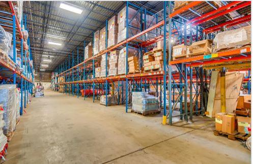 7500 NW 25th Street Interior Warehouse