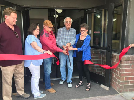 The Andrus Hotel Celebrates Grand Opening with Ribbon Cutting