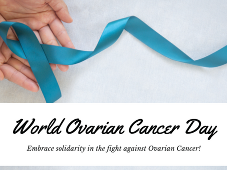 World Ovarian Cancer Day - Promising Research