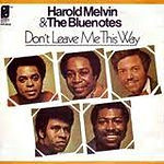 Harold Melvin & The Blue Notes Don't Lea