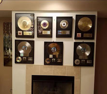 Gold and Platinum Records