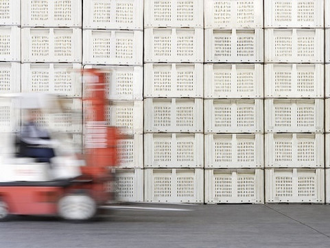 5 Dust Control Methods for Warehouse Users