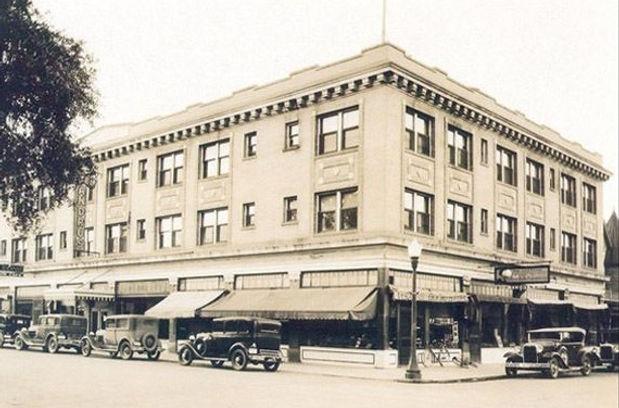 The Andrus Hotel Dillon Montana