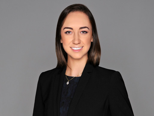 Michaela Senior Joins ComReal Miami Industrial Team