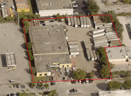 SOLD! 31,000 SF Building in Sunshine State Industrial Park