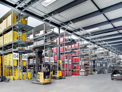 Industrial's Newest Darling: Outdoor Storage