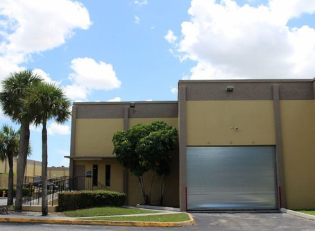 Warehouse Available For Sub-Lease in Doral