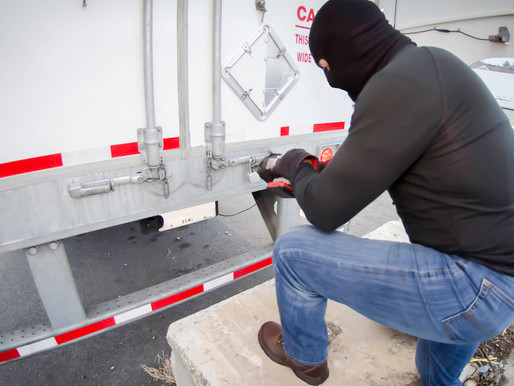 Industrial Cargo Theft is Real! How Business Owners can Protect Their Warehouse Facility