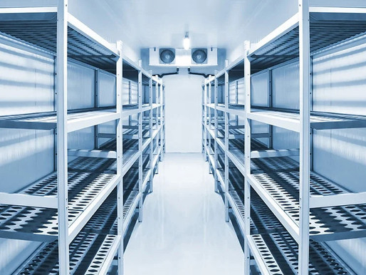 The Cold Hard Truth about Building Cold Storage Warehouse Space