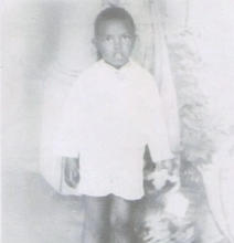 Jerry Cummings - 4 yrs old