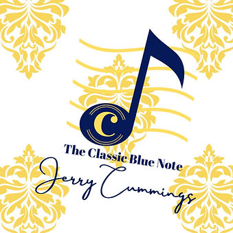 Jerry Cummings The Classic Blue Note