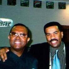 Steve Harvey & Jerry Cummings