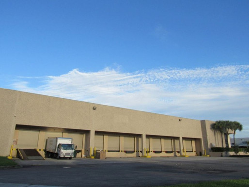 Sunshine State Industrial Park Miami Warehouse Leased!