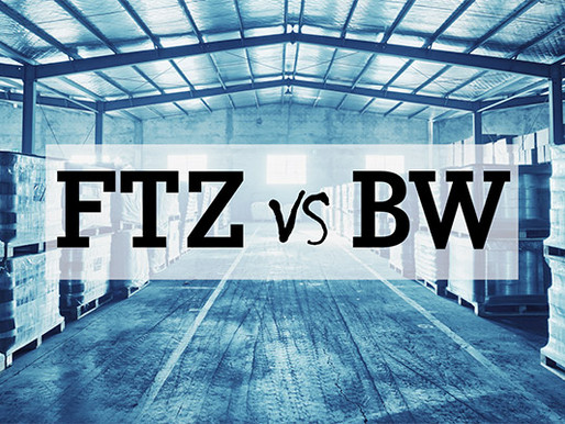 Free Trade Zone vs. Bonded Warehouses – What's the Difference?