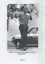 Jerry Cummings - Police Cadet