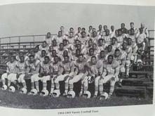 Jerry Cummings Eastern High Football 68-