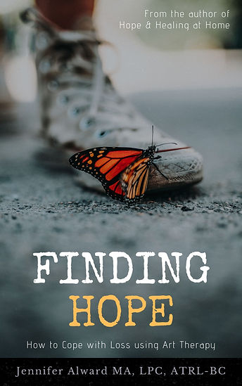 Finding Hope book