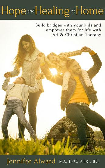 Hope and Healing at Home book